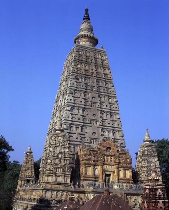 Храм в Бодх Гайя
