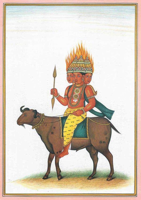 Яма (Ямараджа)