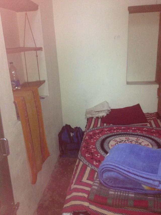 Моя комната.