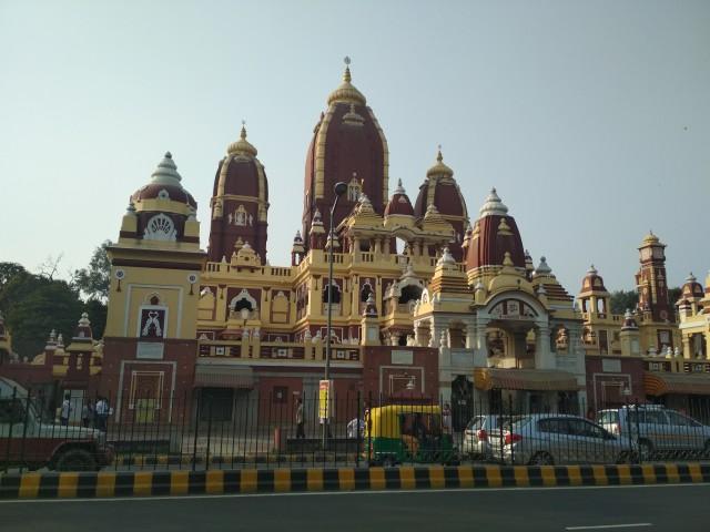 храм Бирлы в Дели