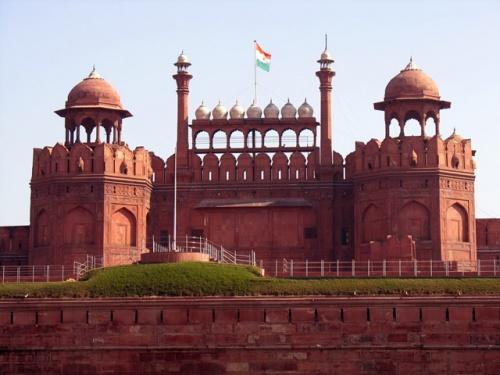 Ворота Красного Форта - ворота старого Дели