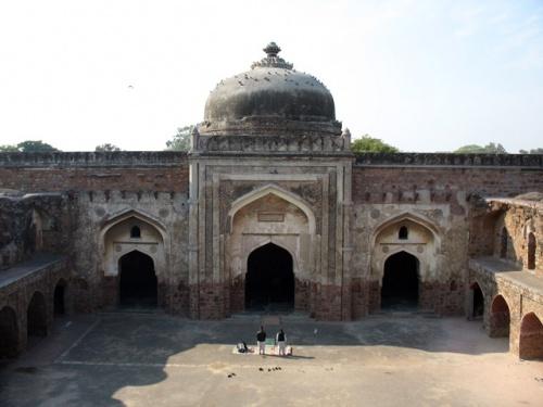 Мечеть Акбара, Дели