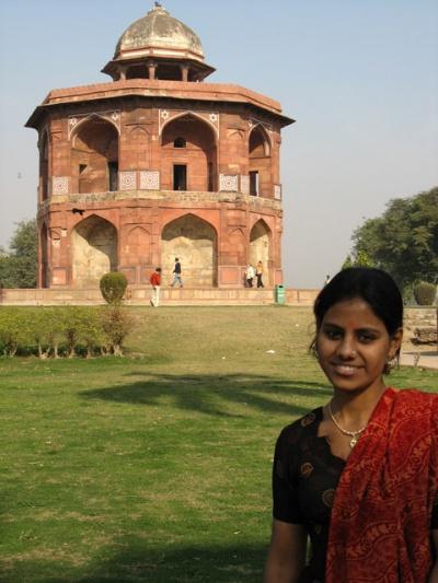 Старая крепость в Дели (Пурана Кила)