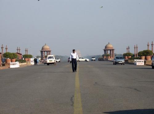 Президентский дворец, Дели