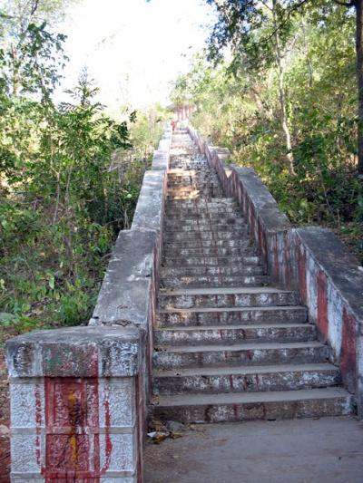 Ахобилам (Ахобалам): Место, где явился Бог Нарасимха