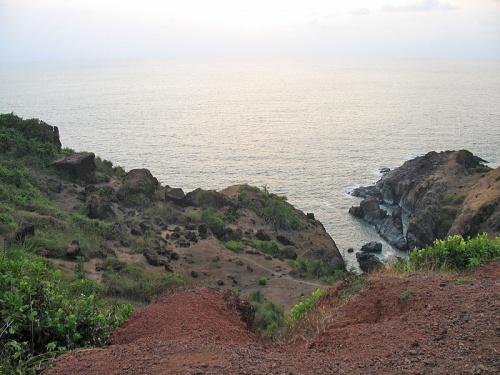 Холмы из застывшей лавы - любимое место в Гокарне