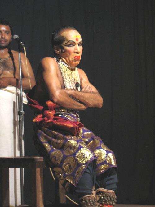Мимика Катхакали