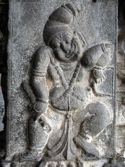 Канчипурам: Дравидская архитектура и скульптура