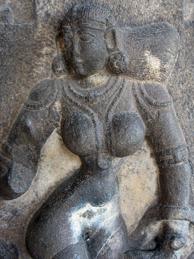Канчипурам: Индуистская архитектура и скульптура