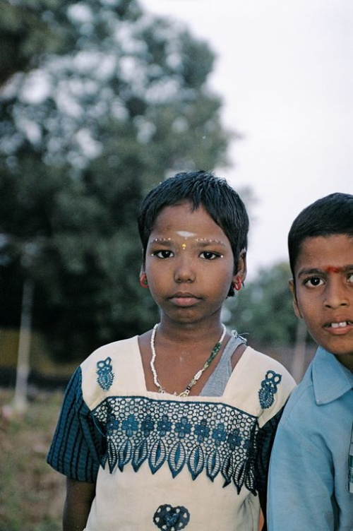 Дети Тамил Наду