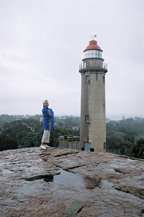 Этот маяк построили англичане 100 лет назад