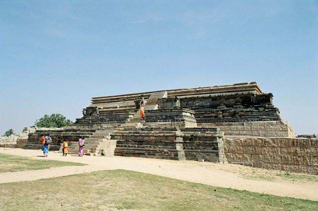 В Индии тоже есть пирамиды!