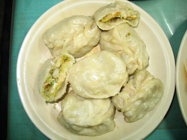 Момо - национальное тибетское блюдо