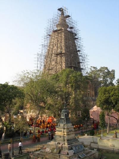 Бодх Гайя: Храм Махабодхи