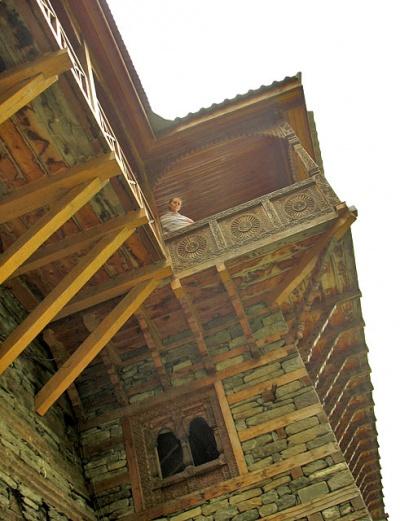 Замок в Наггаре
