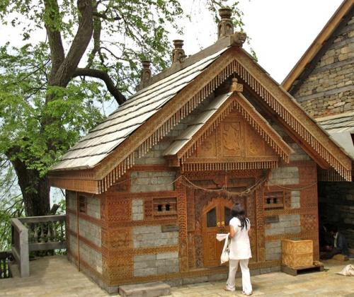 Храм Jagtipath. Нагар