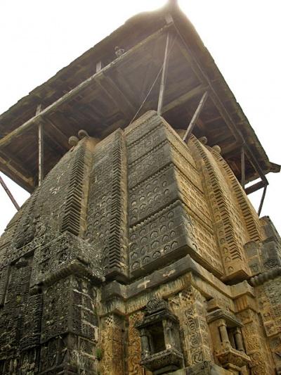Мурлидхар Кришна Мандир. Храм Кришны. Наггар