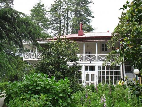 Дом Рерихов в Наггаре