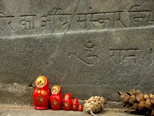 Матрешки и Ом. Самадхи Николая Рериха в Наггаре