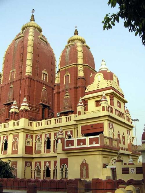 Дели, индуистский храм
