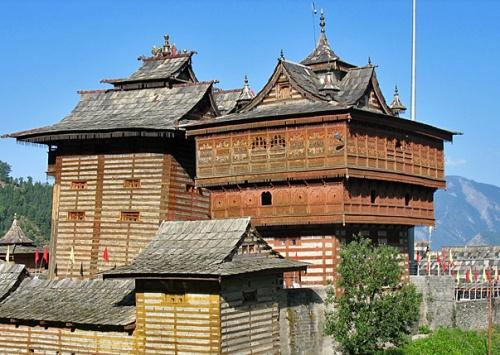 Храм Бхимакали
