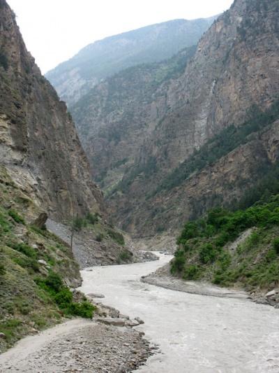 Река Сутлеж