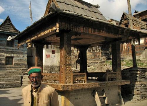 Храм в Камру