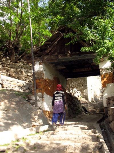 Ворота в Камру