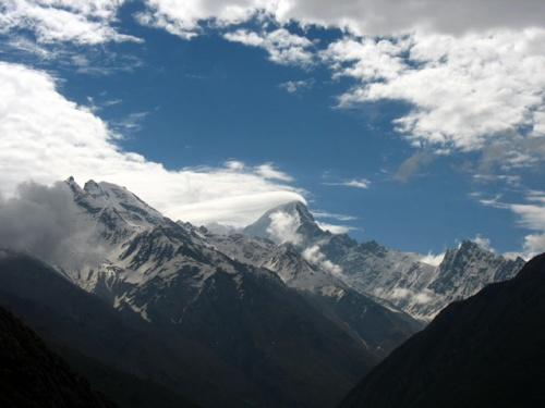 Вид из Читкула