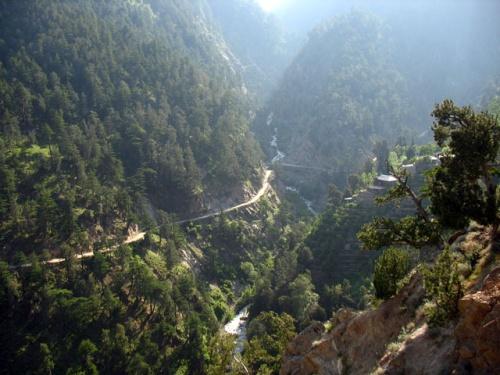 Дорога в Панги