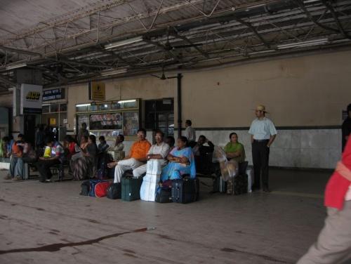 ж.д. вокзал Бхубанешвара