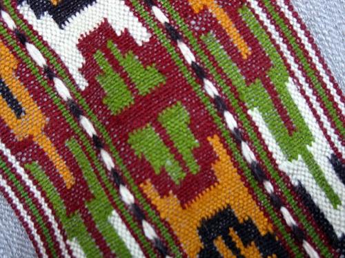 Шерстяные шали из долины Куллу. Манали