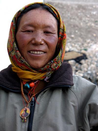 Жена Чери из соседнего Чичама