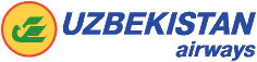 Логотип Авиакомпании Uzbekistan Airways