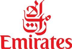 Логотип Авиакомпании Emirates