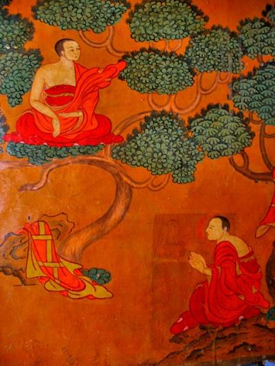 Роспись стен в Zimshung
