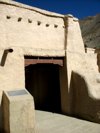Монастырь Табо, долина Спити