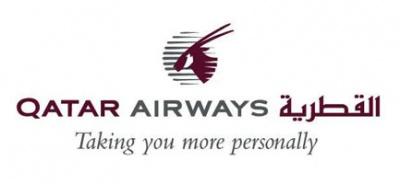 Логотип Qatar Airways