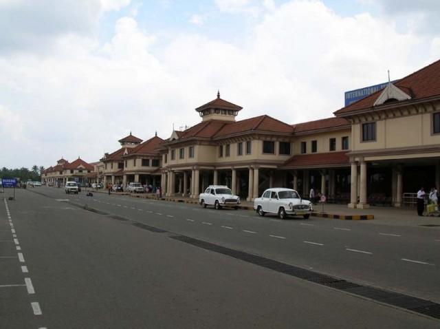 Аэропорт г. Кочин
