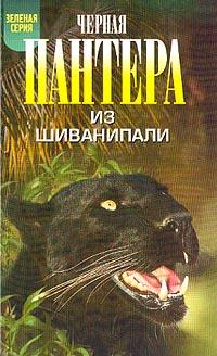 Андерсон К. / Джи Э.П.: Черная пантера из Шиванипали/ Дикие животные Индии