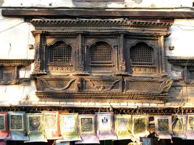 Площадь Дурбар в Катманду