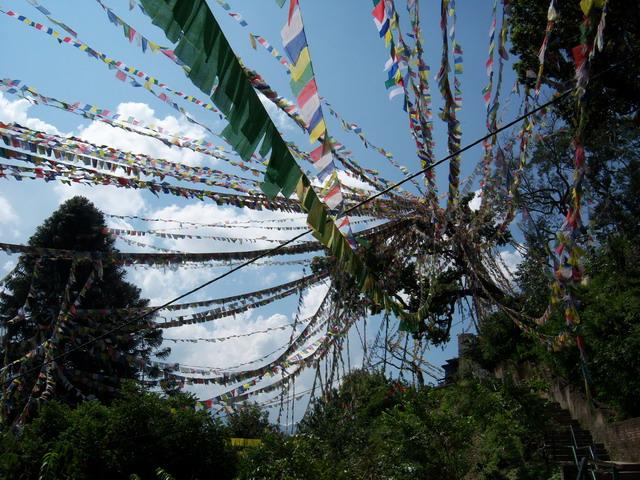 Молитвенные флаги