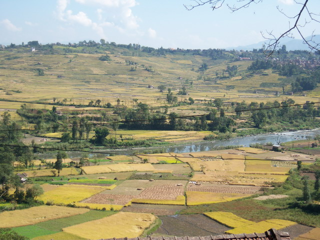 Окрестности Катманду