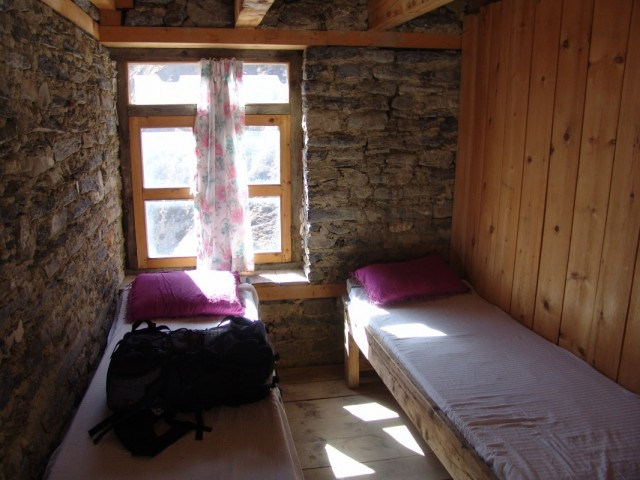 Комната в Yak Karka (4020 м)