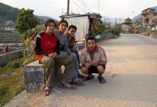 Трекинг в Непале