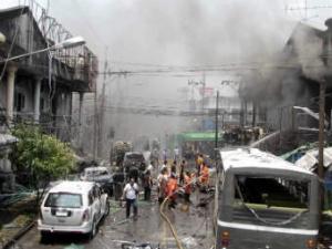 При взрывах на юге Таиланда погибли восемь человек