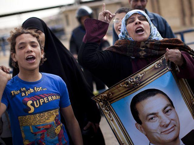Египет: закон о сексе после смерти - провокация сторонников Мубарака