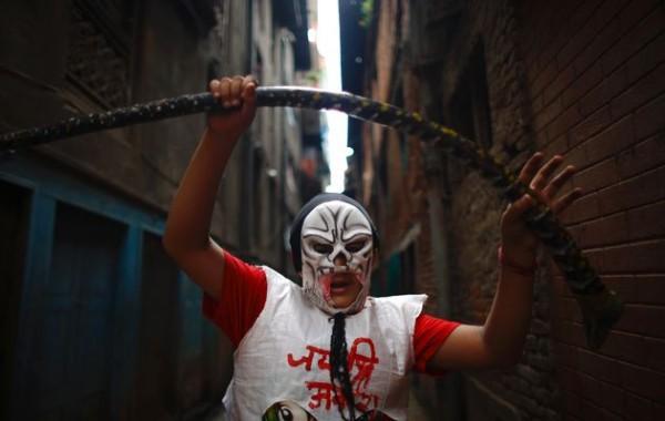 Photo by NAVESH CHITRAKAR (http://www.timeslive.co. za)