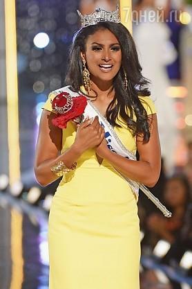 """Нина Давулури  """"Мисс Америка-2014"""""""