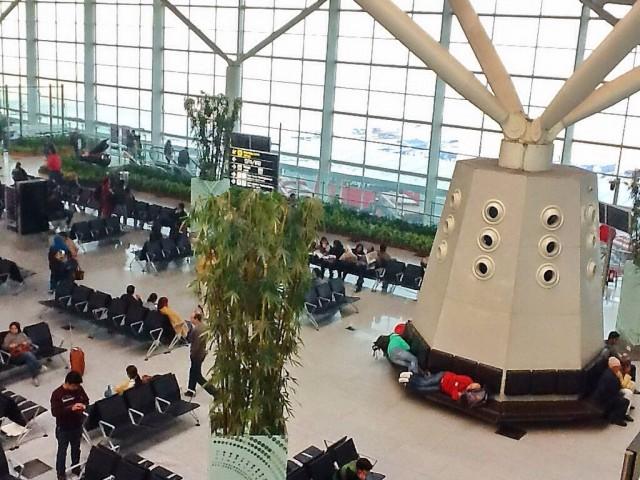 Новый аэропорт в Гоа